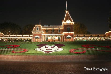 Disneyland Entrance | Disneyland Photography