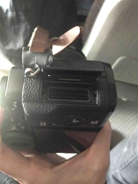 Leaked Photos Show the Fujifilm X-T1 in all its Glory with