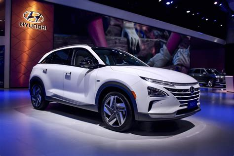 2019 Hyundai Nexo Pictures, Photos, Wallpapers