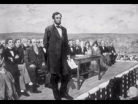 Abraham Lincoln's Gettysburg Address - Government Of the People, By the People, For