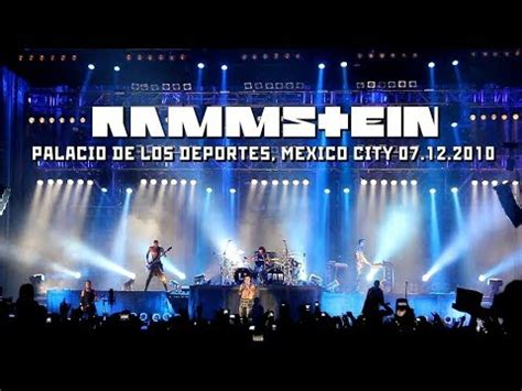 Rammstein Live Mexico City 07