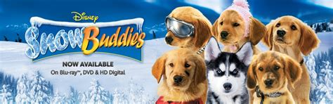 Snow Buddies | Movies | Disney Buddies