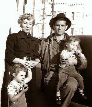 Carolyn Cassady with her children Cathy and Jami and a visiting Jack Kerouac | Beat