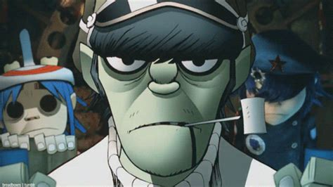 In Depth Analysis: Murdoc (and relationship with 2D