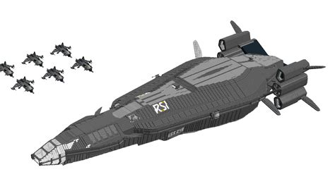 Citizen spotlight - LEGO RSI Polaris - Roberts Space