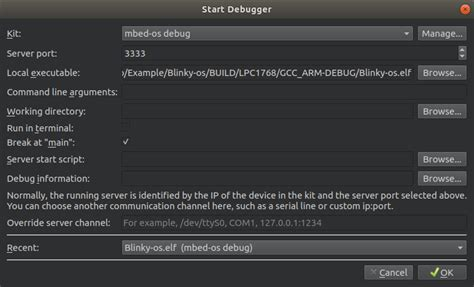 Building offline with Qt Creator IDE   Mbed